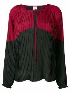 Pinko pleated blouse - Black