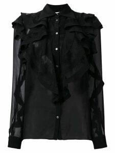 Faith Connexion lace blouse - Black