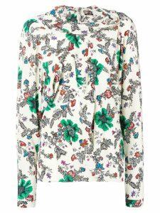 Isabel Marant Cilla blouse - Neutrals