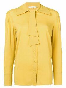 L'Autre Chose classic blouse - Yellow