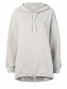 Balenciaga Cocoon Hoodie sweater - Grey