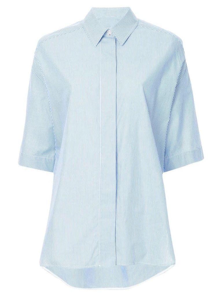 Walk Of Shame Double Sleeved Shirt - Blue