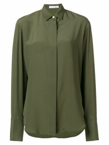 Victoria Beckham oversized shirt - Green
