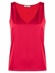 Styland V-neck top - Red