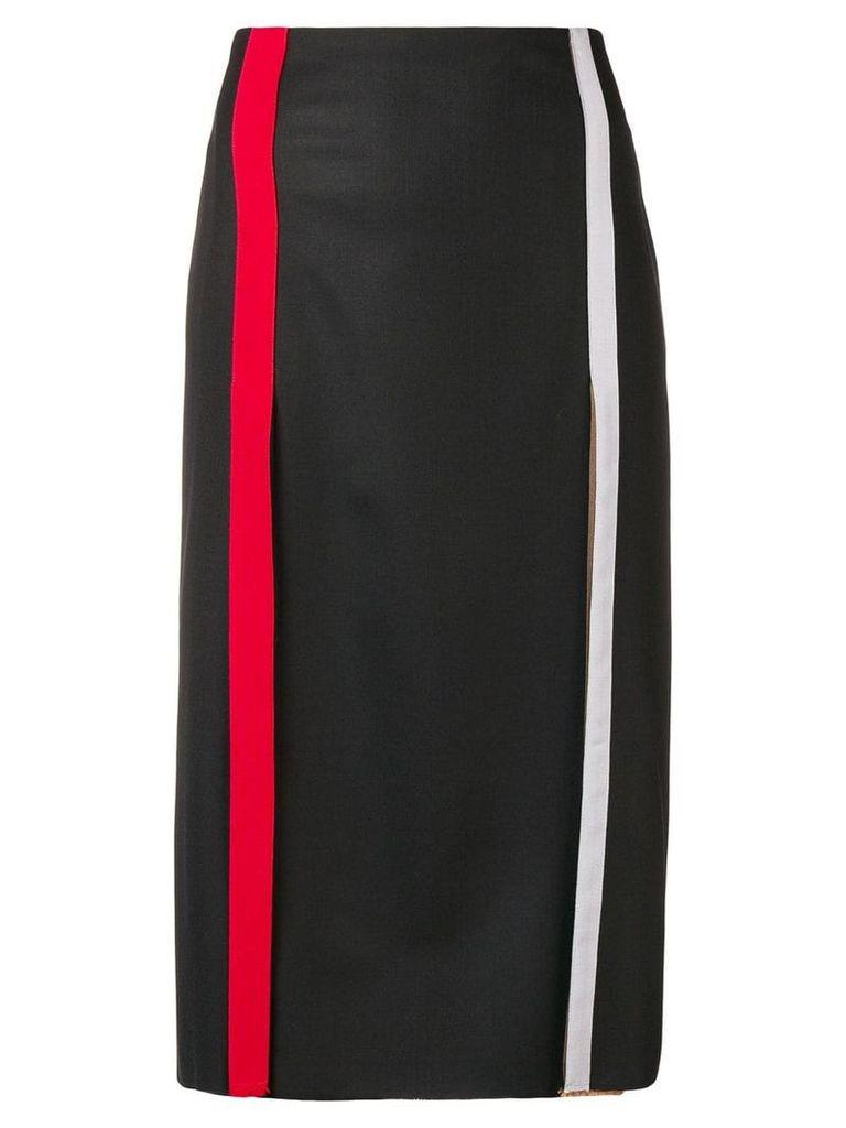 Marco De Vincenzo A-line skirt - Black