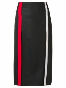 Marco De Vincenzo A-line skirt - Black