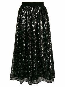 MSGM sequin skirt - Black