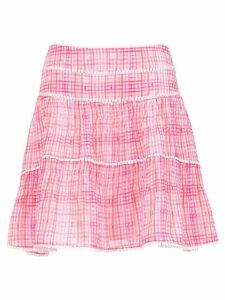 Olympiah printed Riva skirt - Pink