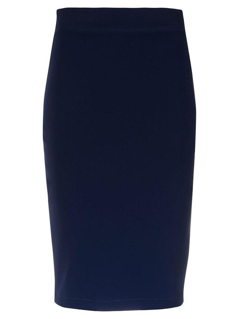 Gloria Coelho pencil skirt - Blue