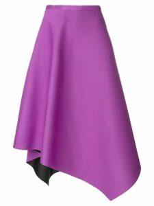 Chalayan asymmetrical midi skirt - Pink