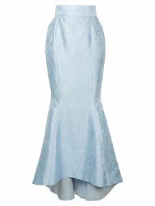 Bambah Georgia fishtail skirt - Blue