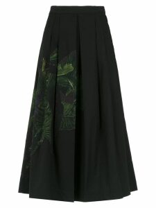 Isolda Rio flared skirt - Black
