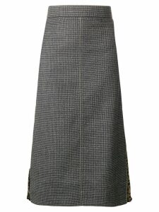Fendi high skirt - Grey