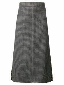 Fendi high skirt - Grey