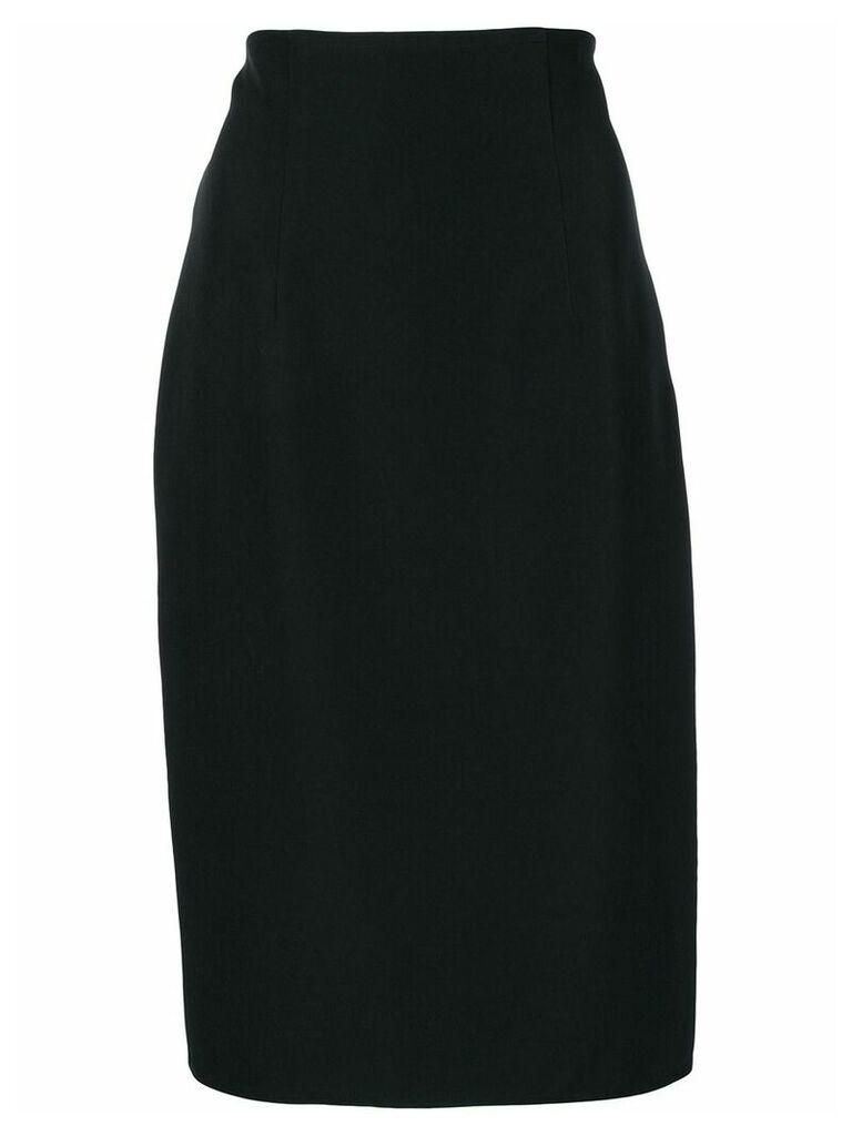 Gianluca Capannolo Mina skirt - Black