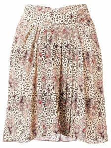 Isabel Marant Hemen skirt - Neutrals