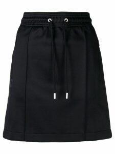 Kenzo logo skirt - Black