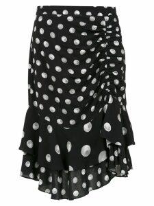 Isolda Ruda Perolas skirt - Black
