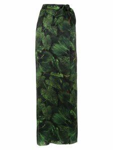 Isolda Gilda long skirt - Green