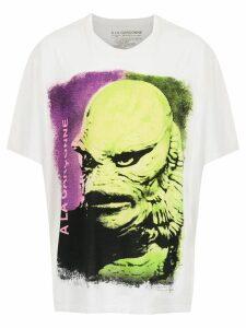 À La Garçonne Creature From The Black Lagoon t-shirt - White