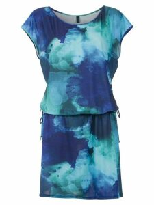 Lygia & Nanny Shiva printed dress - Blue