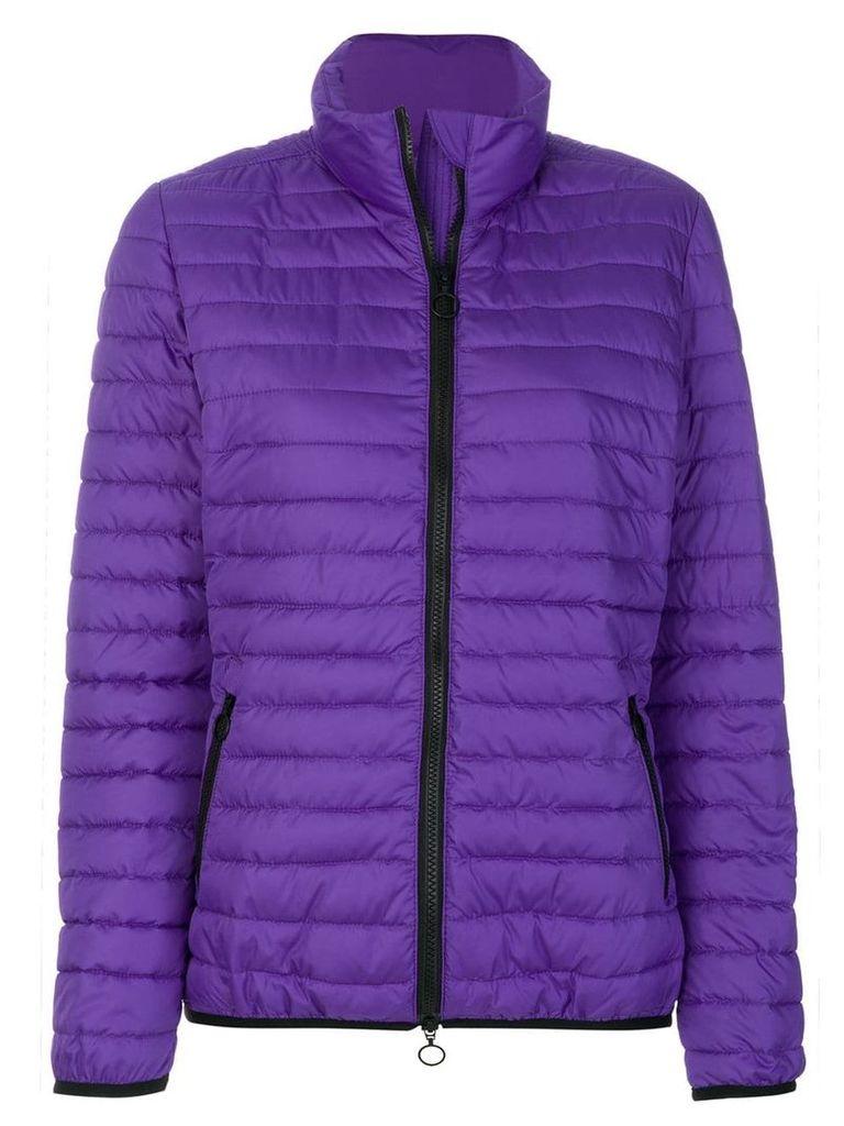 Emilio Pucci short padded coat - Purple