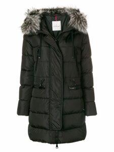 Moncler padded coat - Black