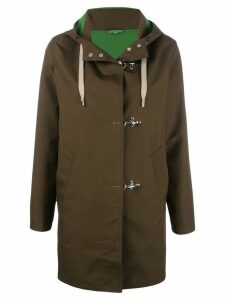 Fay hooded parka - Brown