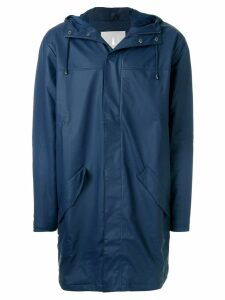 Rains Alpine coat - Blue