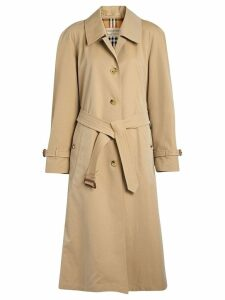 Burberry Tropical side-slit trench coat - Neutrals