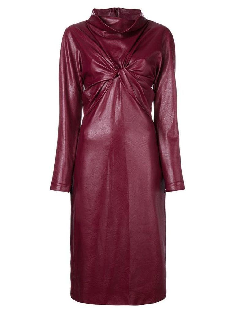 Stella McCartney Willow dress - Pink