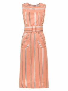 Olympiah Piaggia midi dress - Yellow