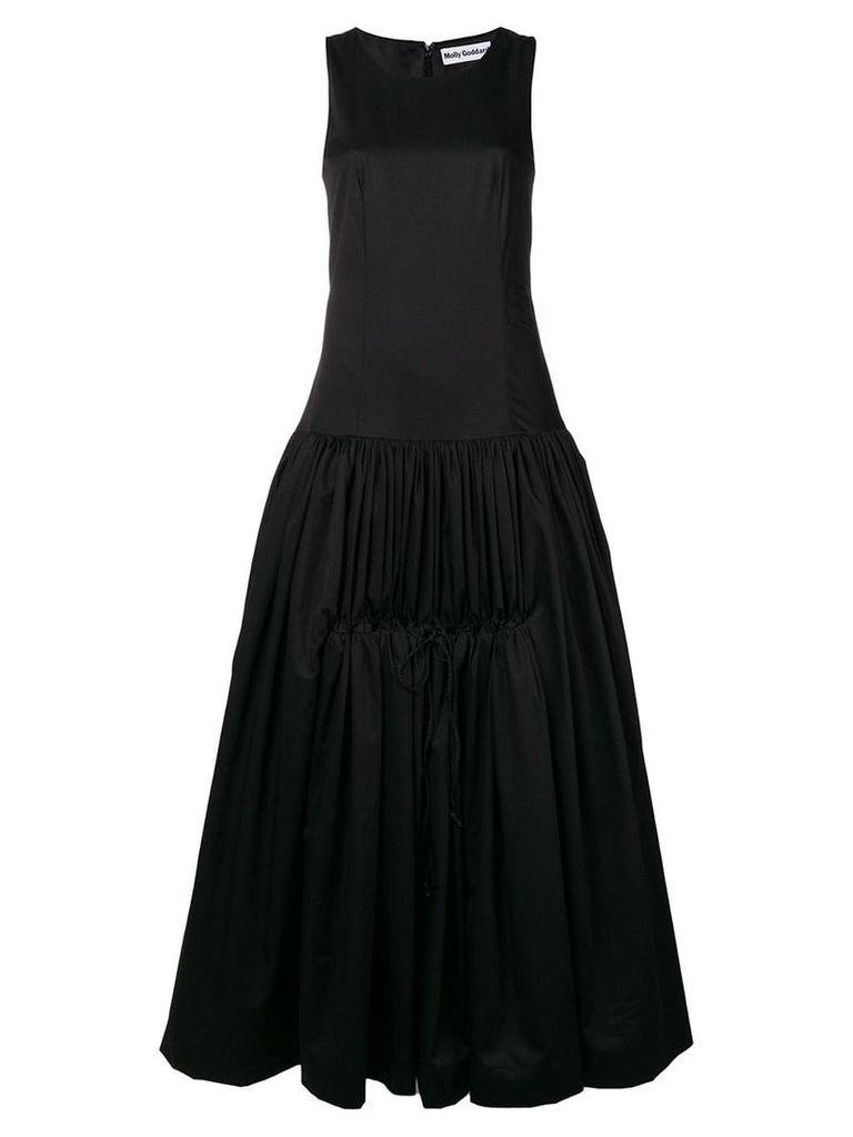 Molly Goddard Lena poplin dress - Black