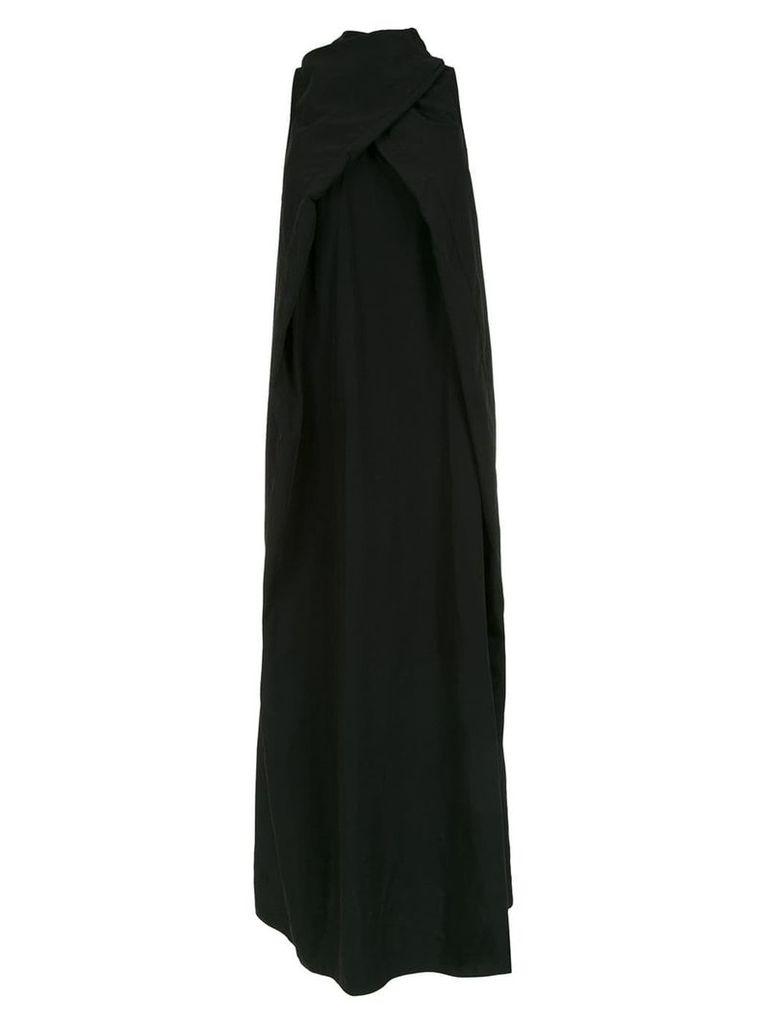 Uma Raquel Davidowicz Relógio long dress - Black