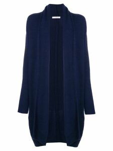 The Row cashmere cardi-coat - Blue