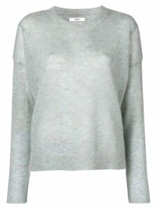 Isabel Marant Étoile Cliftony speckled pullover - Blue