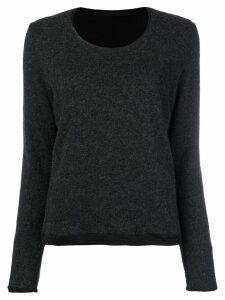 Elsa Esturgie Ursula sweater - Grey