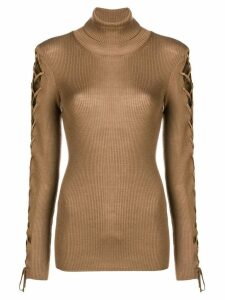 P.A.R.O.S.H. turtleneck sweater - Neutrals