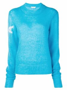 1017 ALYX 9SM crew neck sweater - Blue