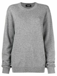 Dsquared2 oversized sweater - Grey