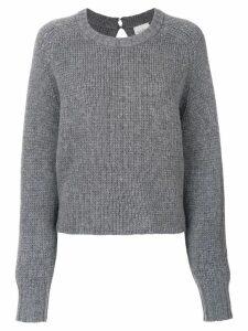 Le Kasha cashmere jumper - Grey