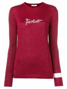 Bella Freud Forever glittered sweater