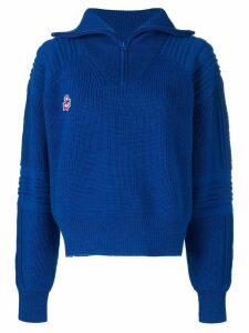 Isabel Marant Étoile knit oversized sweater - Blue