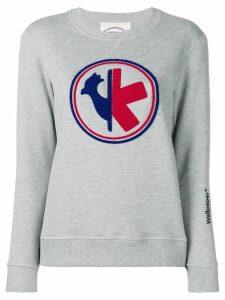 Rossignol logo sweatshirt - Grey