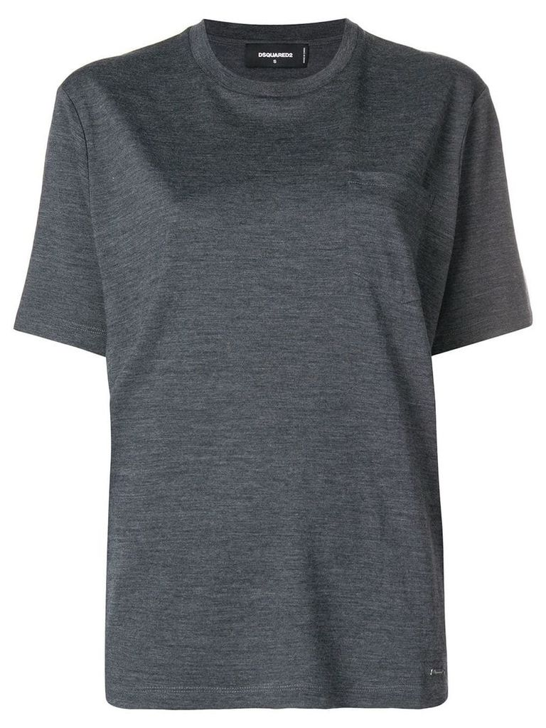 Dsquared2 loose fit T-shirt - Grey