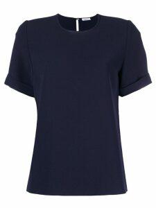 P.A.R.O.S.H. round neck T-shirt - Blue