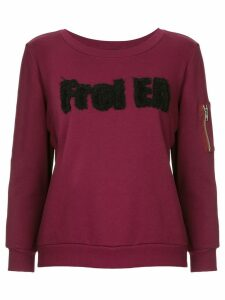 Frei Ea logo sweatshirt - Pink