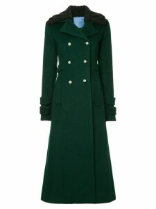 Macgraw Starman double-breasted coat - Green
