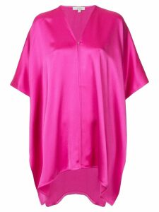 Layeur V-neck Tunic - Pink