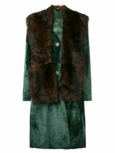 Sofie D'hoore Lust fur coat - Green